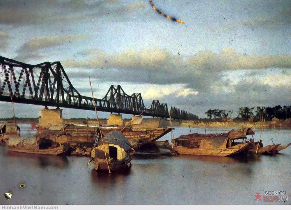 Cầu Paul Dummer (Long Biên), Hà Nội, 1915.