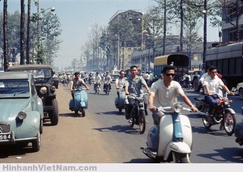 Sài Gòn xưa với các dòng xe thế này là niềm mơ ước của dân chơi xe bây giờ
