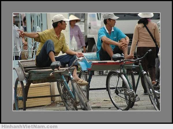 Xe lôi ở miền Nam Việt Nam