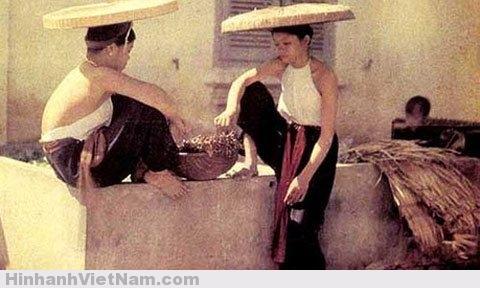 ẢNH KHỎA THÂN THIẾU NỮ VIỆT NAM - ẢNH nude việt nam xưa (1)