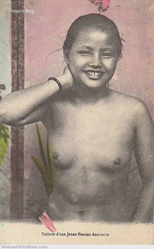 обнаженные вьетнамские девушки фото