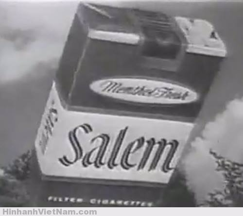 """""""Ok Salem"""" Salem (Sao em làm anh mệt) là loại thuốc lá Mỹ rất thông dụng, ý nói đồng ý, được rồi."""