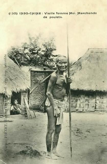 Tư liệu ảnh quý về Tây nguyên ngày xưa