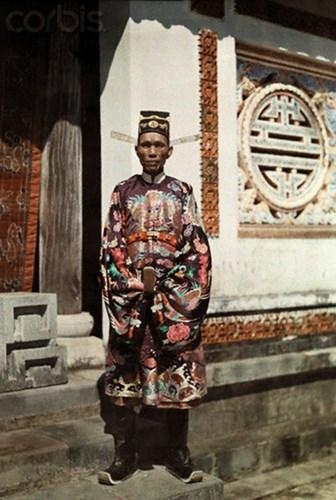 Ảnh màu cực hiếm về Huế năm 1931