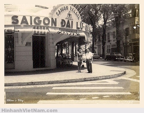 Rue Catinat - con đường xưa và nổi tiếng nhất Sài Gòn