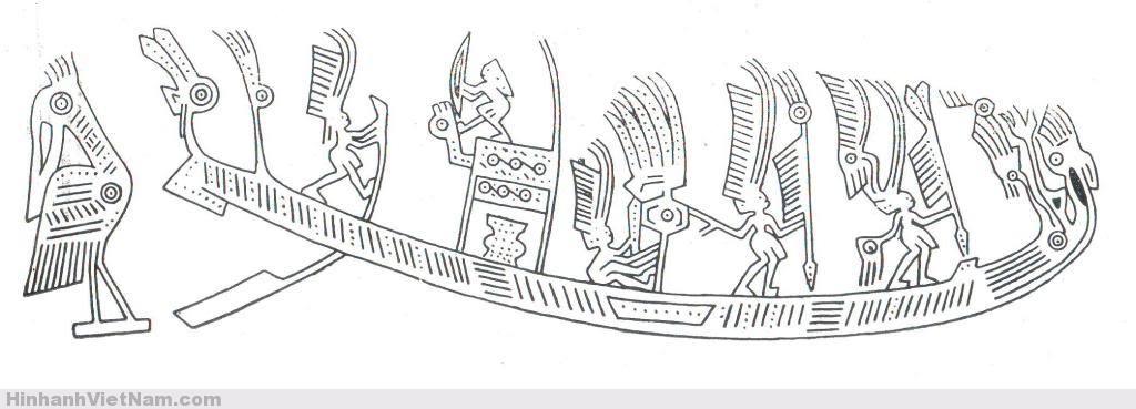 Thuyền bè của người Việt cổ