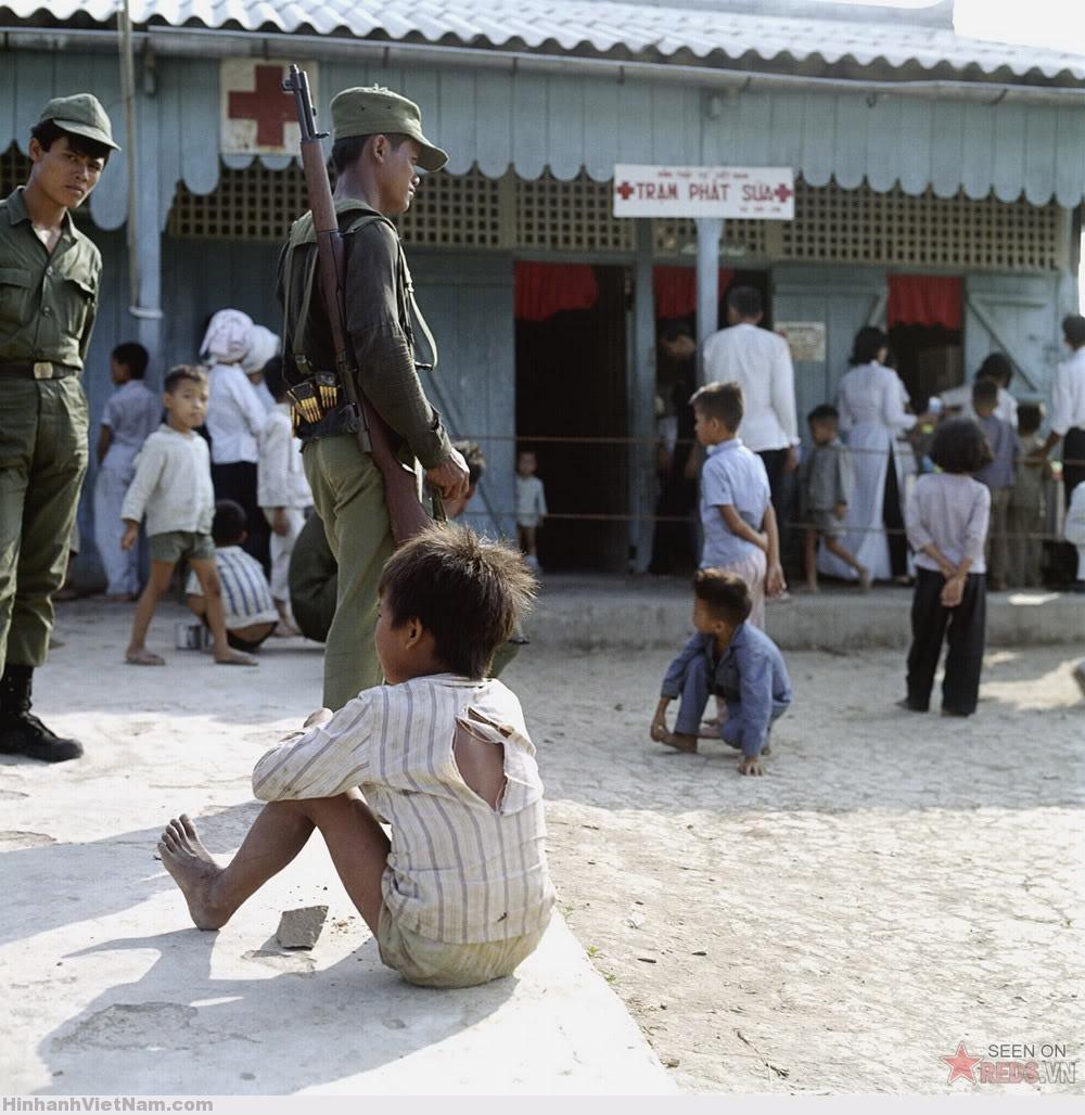Tinh khôi nụ cười trẻ em Miền Nam Việt Nam trước năm 1975