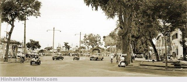 Vài ảnh Sài Gòn xưa gợi nhớ một khung trời kỷ niệm