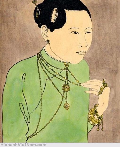Tranh vẽ người miền nam xưa , phong tục, tập quán áo quần người xưa. Bộ tranh này là ký hoạ của Sinh viên Trường Mỹ Thuật Gia Định - Xuất bản năm 1935. Nguồn ảnh: Manhhai Photostream