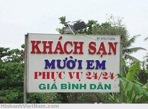 Bộ ảnh hài hước chỉ có ở Việt Nam