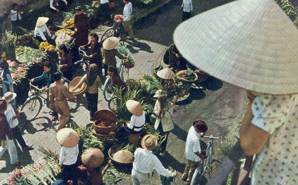 Loạt ảnh Hà Nội năm 1959