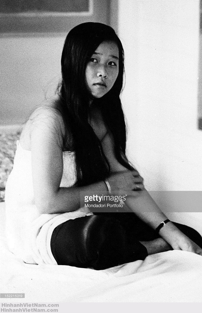 Chùm ảnh: Gái điếm ở miền Nam Việt Nam trước 1975